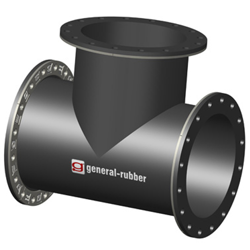 Rubber Flanged Fittings